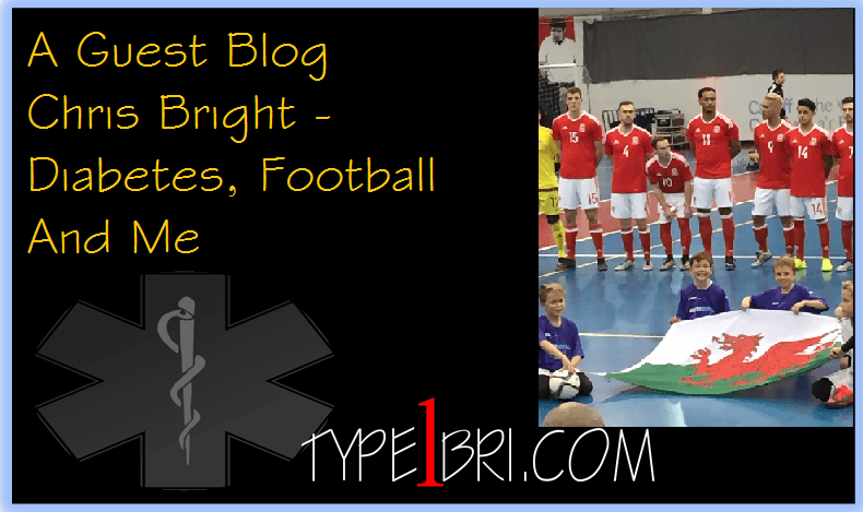 Chris Bright - Diabetes, Football And Me